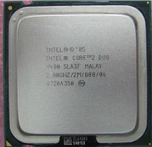 Процессор двухъядерный LGA775 Core 2 Duo E4400